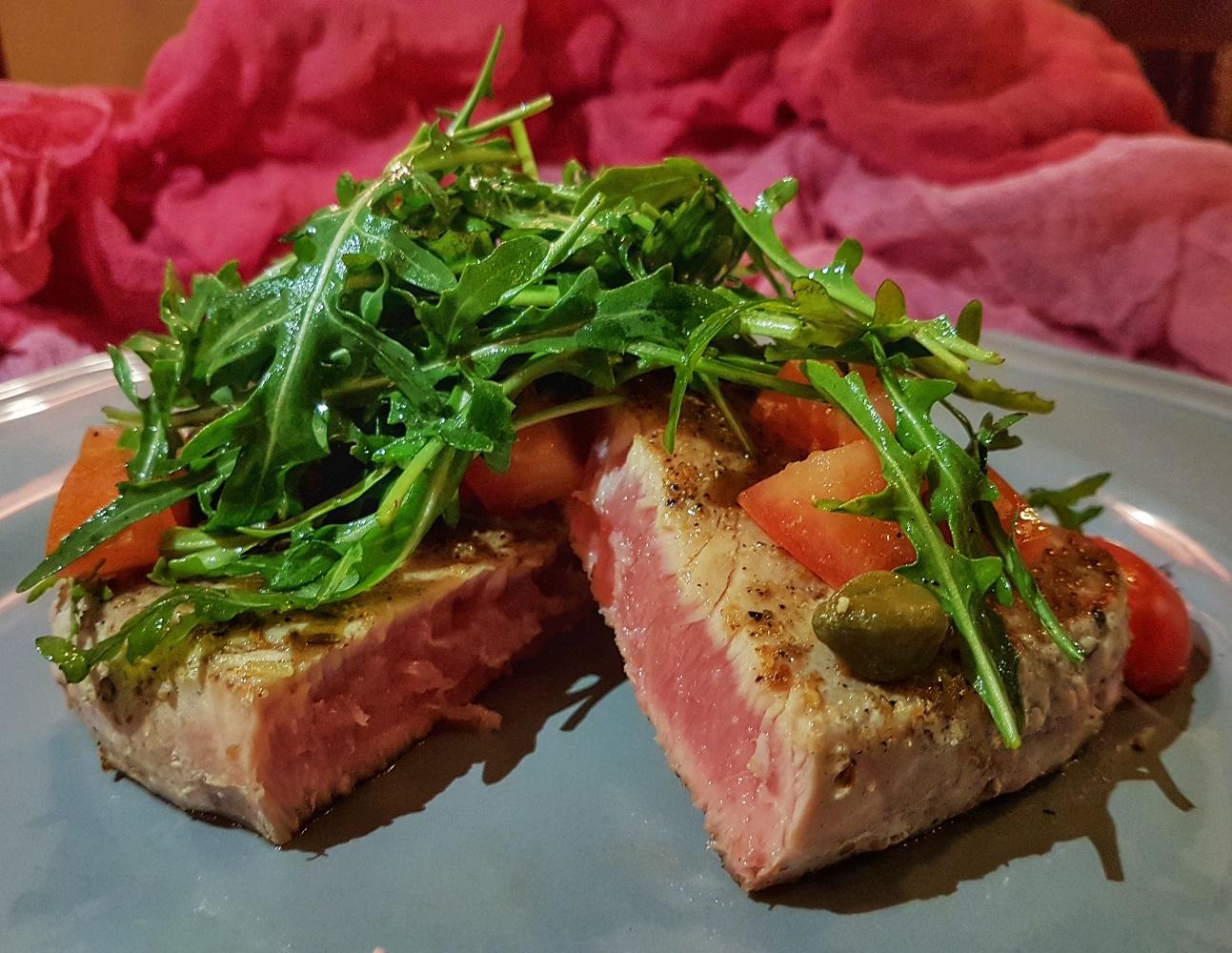 блюда из тунца замороженного рецепты с фото ней общаемся